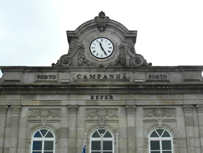 Campanha Porto Dworzec Kolejowy Opis Adres Jak dojechać komunikacja miejska dworce kolejowe w Porto Dojazd Polski przewodnik po Porto stacja kolejowa