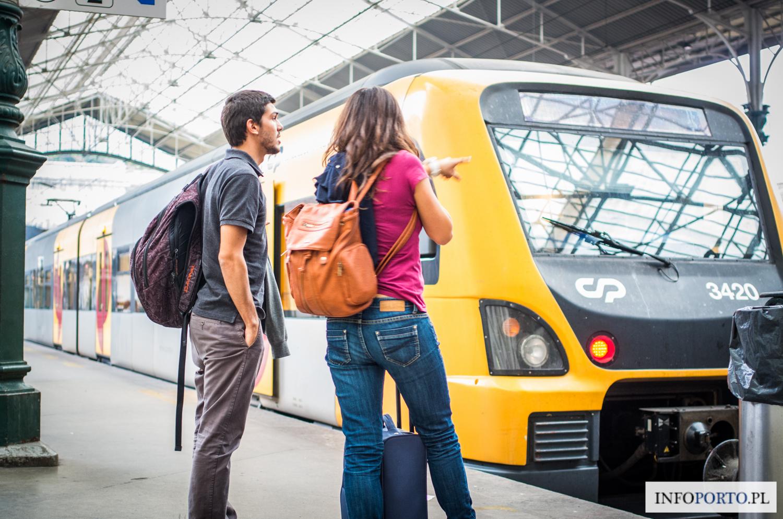 Porto dworce autobusowe i kolejowe dworzec kolejowy Sao Bento stacja kolejowa opis dojazd pociągi informacje adres przewodnik po Porto transport publiczny stacje kolejowe info