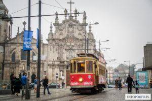 Tramwaje Porto bilety cena rozkład jazdy opis informacje zwiedzanie polski przewodnik po Porto transport publiczny zabytki i atrakcje tramwaj 1 18 22 Oporto