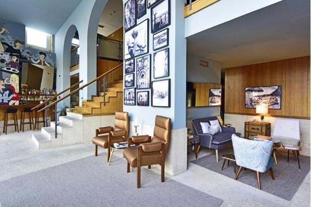 Polecane hotele w Porto Vila Nova de Gaia Północna Portugalia hotele pięciogwiazdkowe luksusowe najlepsze eleganckie gdzie spać w Porto Noclegi hotele obiekty noclegowe przewodnik 2