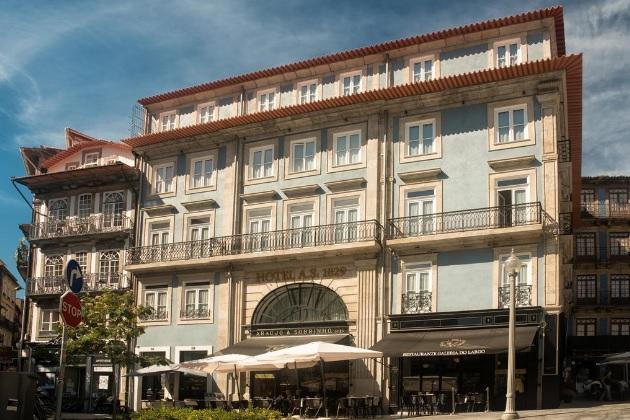 Porto polecane hotele noclegi 4 gwiazdkowe hotele Oporto najlepsze sprawdzone hotele przewodnik po Porto gdzie spac Portugalia hotels czterogwiazdkowe 4 gwiazdki opis ktory wybrac 4