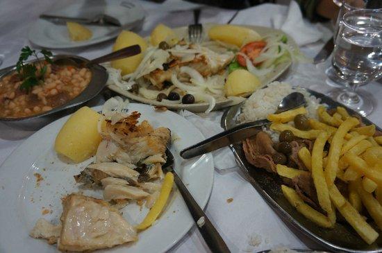 Porto polecane restauracje lokalne dla mieszkańców tanie sycące dobre smaczne gdzie jeść w Porto Portugalii typowe kuchnia portugalska 2