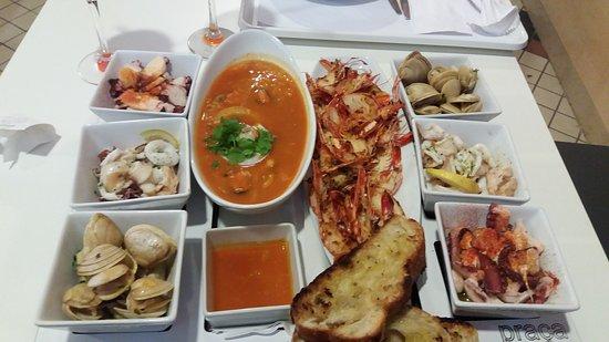 Porto ryby i owoce morza polecane restauracje najlepsze sprawdzone smaczne seafood the best of polecane restauracje w Porto z rybami i owocami morza 2