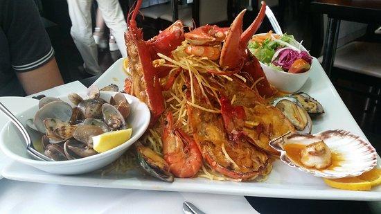 Porto ryby i owoce morza polecane restauracje najlepsze sprawdzone smaczne seafood the best of polecane restauracje w Porto z rybami i owocami morza 3