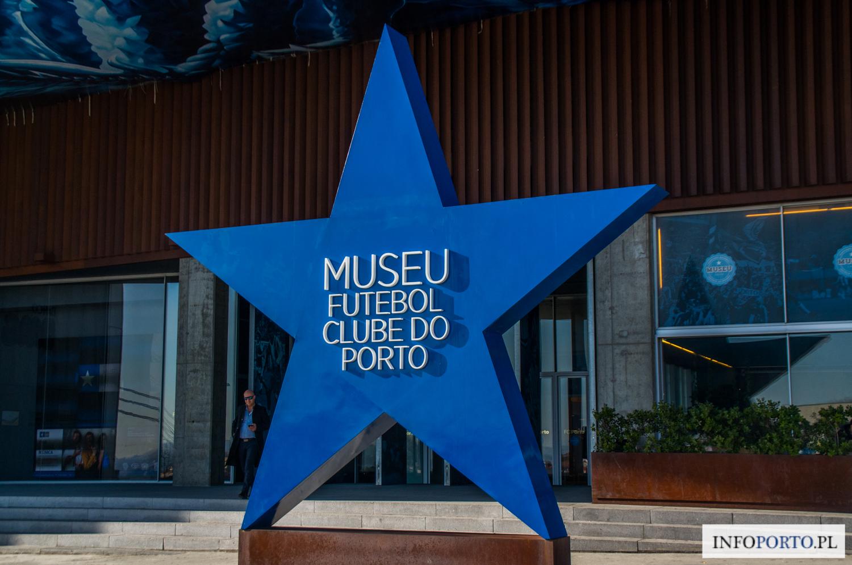 Porto FC Porto Stadion Muzeum Oporto Zwiedzanie Tours Estadio do Dragao Stadion Smoka Klub Sportowy Zdjęcia Fotografie Informacje Bilety Mecze polski przewodnik
