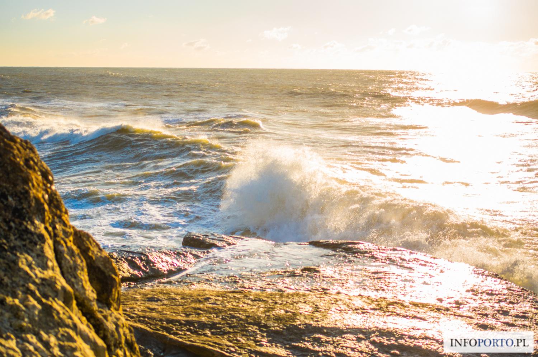 Plaże w Porto i okolicach Vila Nova de Gaia Najlepsze Polecane plaże Dojazd Jak dojechać Piaszczyste TOP Zestawienie praia praias beaches Oporto Portugalia Przewodnik Foto Zdjęcia