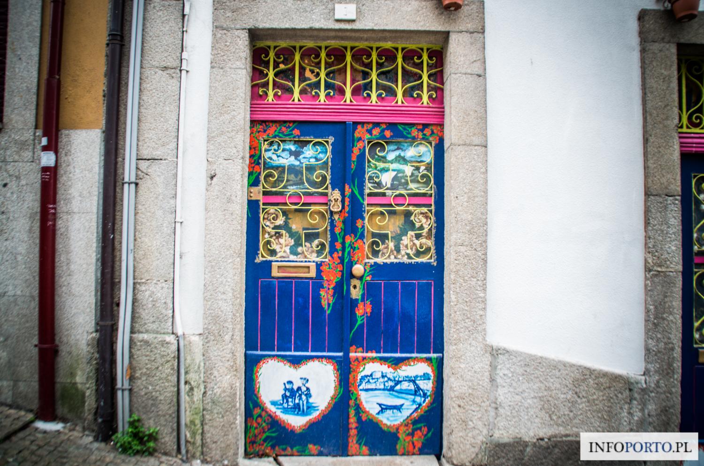 Geografia Porto Portugalia Ludność liczba ludności mieszkańców podział administracyjny dzielnice flora fauna demografia położenie przewodnik po Porto