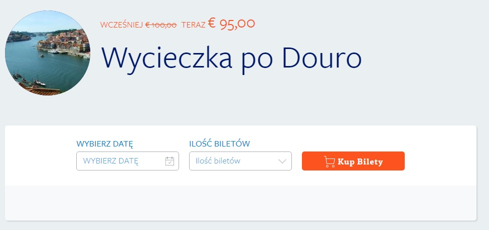 Porto Przewodnik Zwiedzanie Bilety Online On line Atrakcje turystyczne Polski Lokalny Zwiedzanie z przewodnikiem Bilet Ticket Tickets