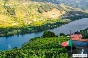 Dolina Douro Portugalia zwiedzanie przewodnik dolina rzeki Douro Duero opis co warto zobaczyć ciekawe miejsca samochodem pociągiem rejs informacje praktyczne