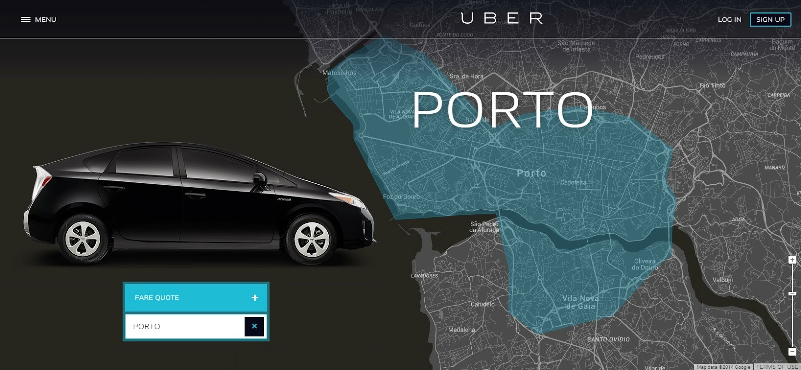 Uber Porto darmowe przejazdy darmowy przejazd kod promocyjny rabat Uber Portugalia Taxi polski przewodnik po Porto informacje ile kosztuje