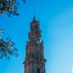 Wieża Kleryków – ekslibris Porto ze wspaniałym widokiem na całe miasto