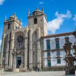 Katedra Se w Porto i okolice, czyli zwiedzanie z historią w tle