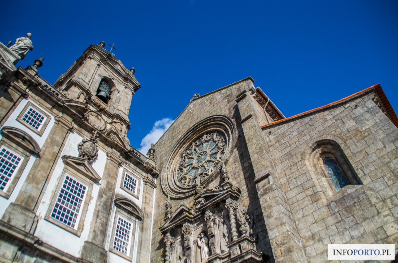 Porto Kościół św. Franciszka w Porto Igreja de Sao Francisco Muzeum Gotyk Najciekawsze Kościoły Franciszkanie Zakon Zdjęcia Fotografie Photos Portugalia Przewodnik