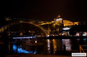 Porto Most Ludwika I w Porto Ponte Luiz I Vila Nova de Gaia Słynny Most Polski Przewodnik po Porto Oporto Luis I Architektura współczesna opis historia zabytki i zwiedzanie