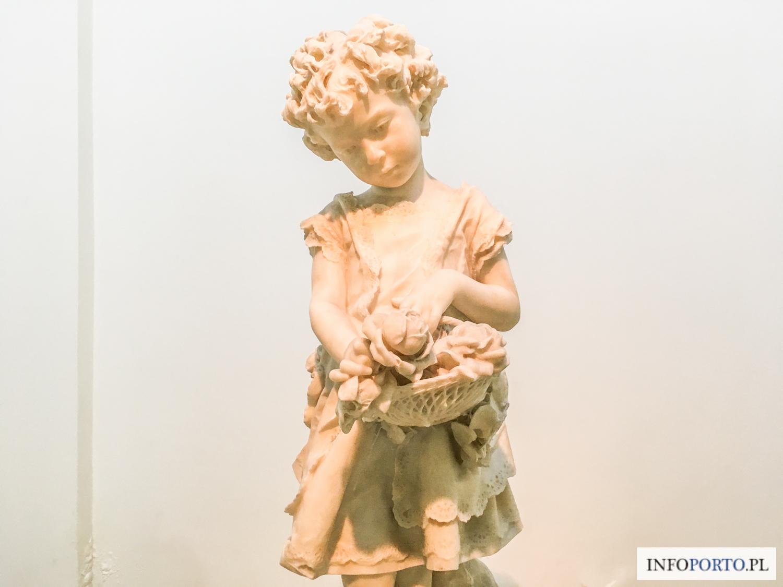 Porto Muzeum Narodowe Soares dos Reis Museu Nacional Palacio dos Carrancas TOP Muzeów Muzea warto najlepsze polecane zdjęcia sztuka kultura polski przewodnik po fotografie