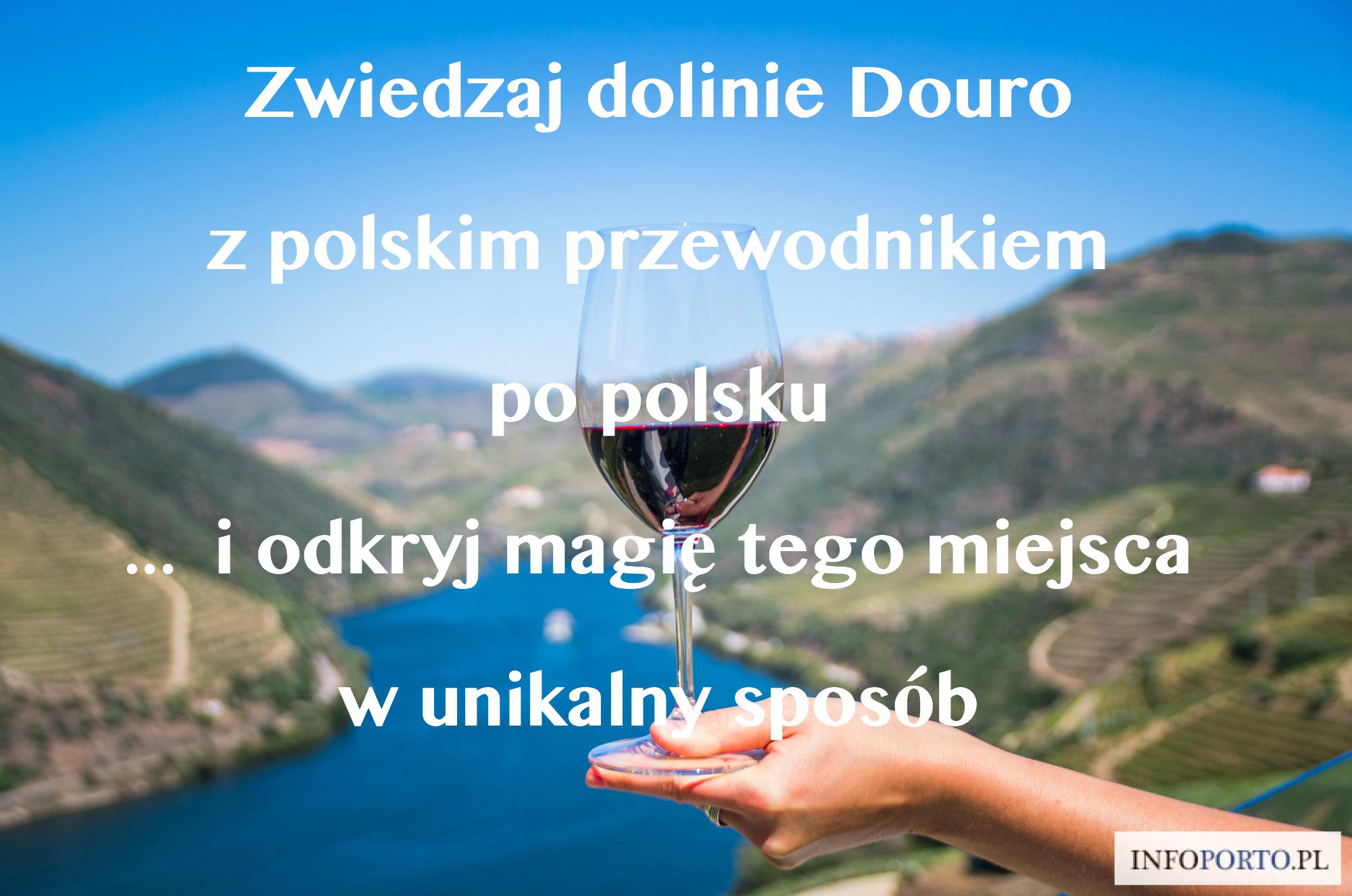 Polecane winnice w dolinie rzeki Douro w Portugalii Polski Przewodnik po winnicach Portugalia quinta